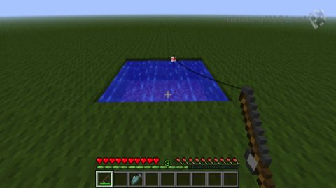 Fishing  Minecraft on Fishing In Minecraft