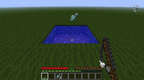 Minecraft Fishing  on Minecraft Fishing