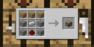 Redstone Devices Minecraft 101